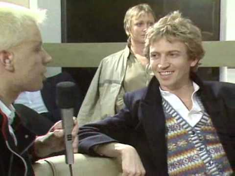 Andy Summers Tube Interview