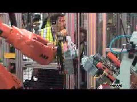 Ford Van Dyke transmission plant tour