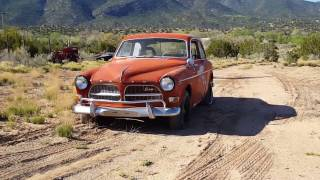 Rescuing a 1964 Volvo 122S Amazon Coupe