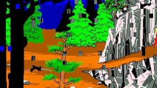 Let's Play King's Quest 4 - part 15 - Mrs. Edgar