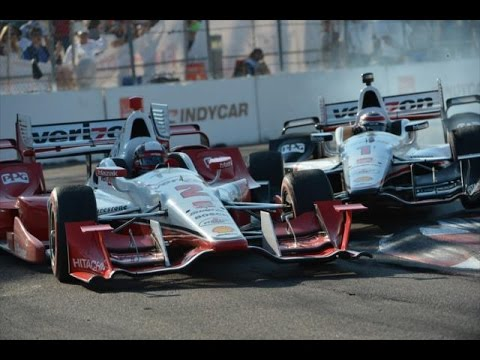 2015 IndyCar GP Of St Peterburg Juan Pablo Montoya Highlights