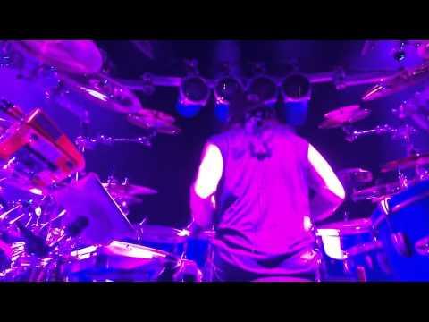 Mike Mangini - Metropolis Pt 1 Intro (Drum Cam)