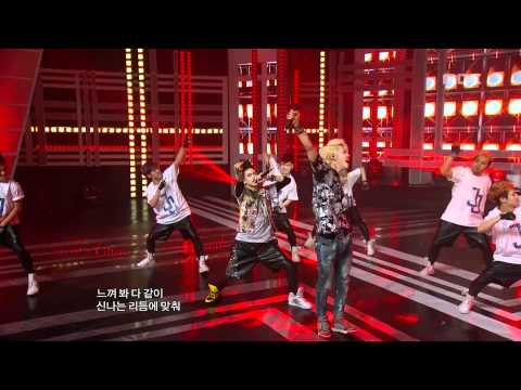 Jj Project - Bounce, 제이제이프로젝트 - 바운스, Music Core 20120609 video