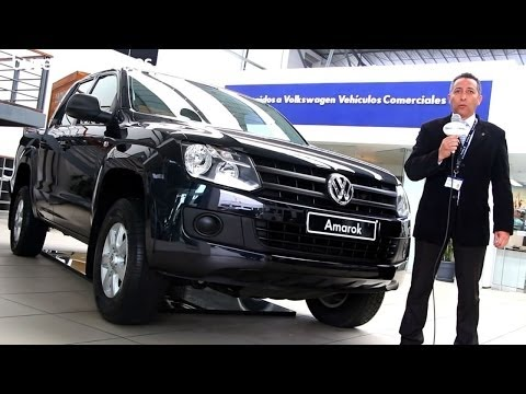 Volkswagen Amarok Power Plus 4x4 2013 l Video en Full HD l Presentado por BUSESYCAMIONES.pe