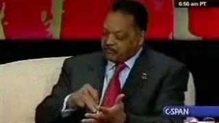 Rev Jesse Jackson on Obamarama