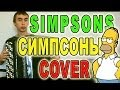 The Simpsons - НА БАЯНЕ (ACCORDION cover )