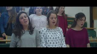 """שירה משותפת בהשראת """"קולולם""""- אולפנת כפר פינס תשע""""ח- שירת נשים"""