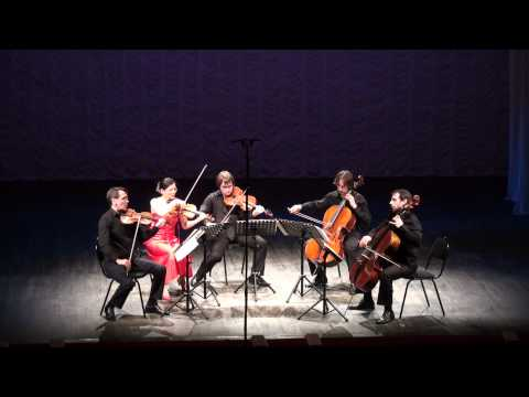 Schubert String Quintet in C, D 956.