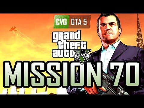 GTA 5 Gameplay Walkthrough Part 70: Pillbox Hill Gauntlet [Gold] [No commentary]