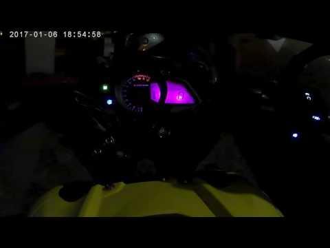 Pulsar 200 NS-[Luz del Tablero. ¡Colores!]