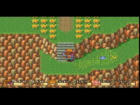 Let's Co-op Play Secret of Mana Pt. 67 ... My King takes your Ninja