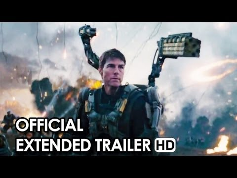 Edge Of Tomorrow Official Extended Trailer #3 (2014) HD