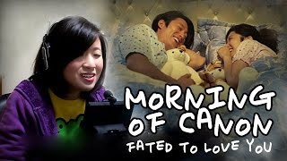 """[TAGALOG] ABS-CBN's """"Fated to Love You OST"""" Morning of Canon-Baek Ah Yeon Music Video + Lyrics"""