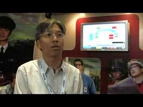 Thomas Lam Interview - TETRA World Congress 2008