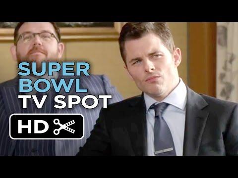 Unfinished Business Super Bowl TV SPOT (2015) - Dave Franco, Sienna Miller Movie HD