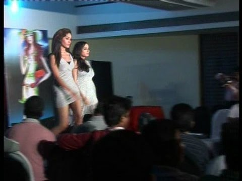 Fashion Show Demo !! Miss Vizag 2014 !! Crowns !! Launching !! Beauty Pageant video