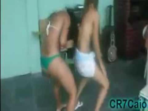 Gatas Dançando FUNK Fazendo O Pessoal ARMA A PARRACA OLIMPIADAS Rio De Janeiro É Nois