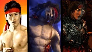 Liu Kang: Evolution (1992-2016) Update