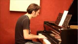 Muse - Unintended - Piano Instrumental