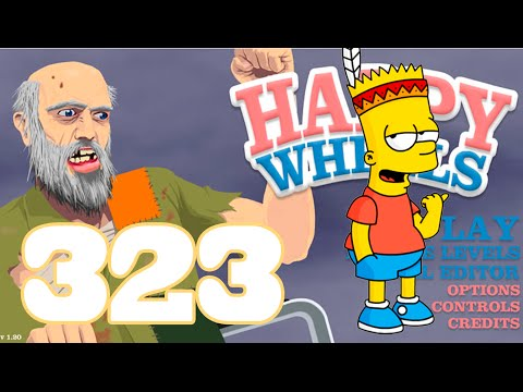 HAPPY WHEELS: Episodio 323