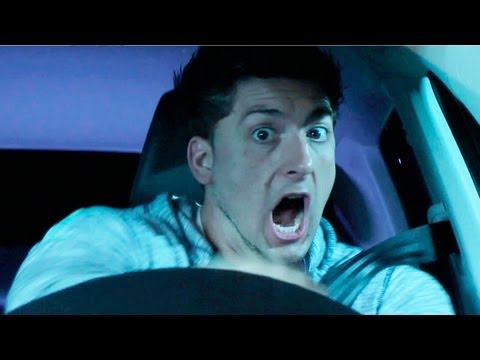 SCARY CAR CHASE