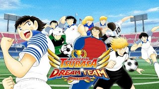 "Capitan Tsubasa Dream Team  o ""Super Campeones"""