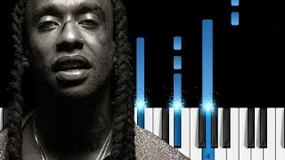 Download Lagu Ty Dolla $ign & Future - Darkside feat. Kiiara (from Bright: The Album) - Piano Tutorial Gratis STAFABAND