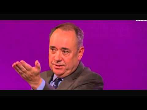 Scottish independence  Salmond calls Darling 'one trick pony'