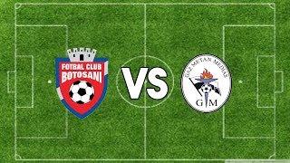 FC Botoani - Gaz Metan Media LIVE FOTBAL FULL HD