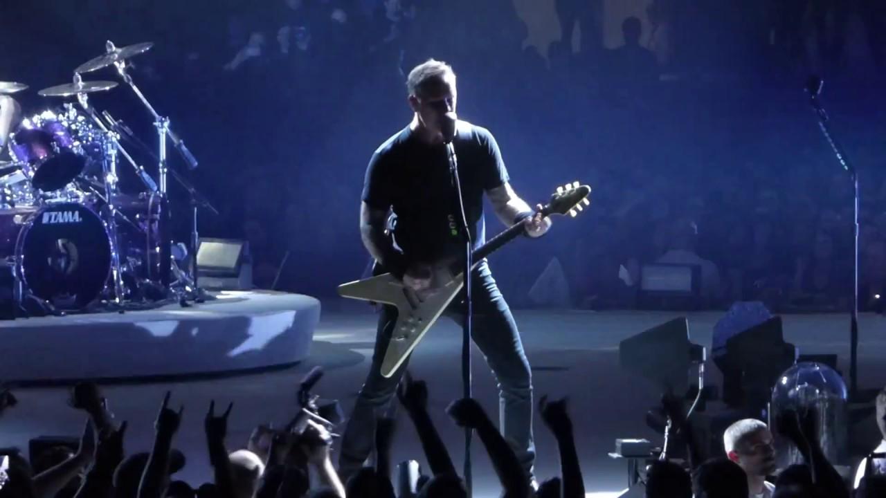 Metallica stuttgart 2018