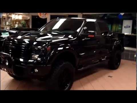 2013 Ford F-150 Tuscany Black Ops - YouTube