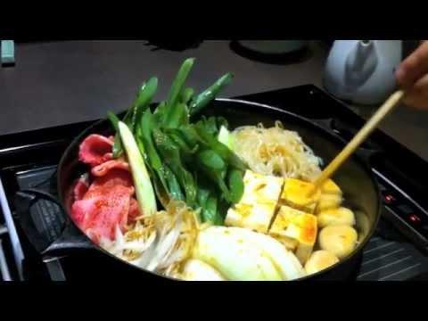 Sukiyaki the very traditional japanese cuisine youtube for About japanese cuisine