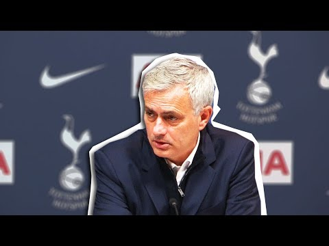 I Was Singing 'Oh Moussa Sissoko' Song | Jose Mourinho | Tottenham 3-2 Bournemouth