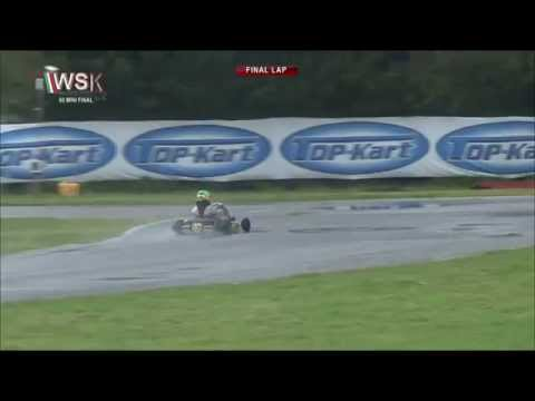WSK SUPER MASTER SERIES 2014 ROUND1 60 MINI FINAL