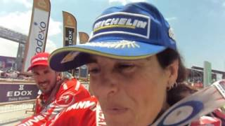 Dakar 2015: Rosa Romero, al traguardo della Dakar 2015