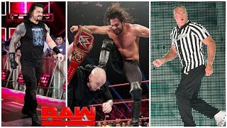 WWE Monday Night Raw 17 June 2019 Highlights ! WWE Raw 06/17/19 Highlights ! RAW PREVIEW