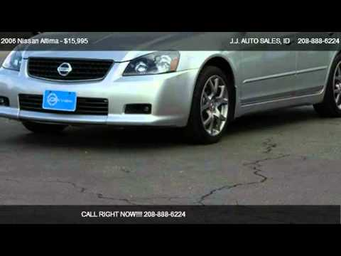 2006 Nissan Altima SE-R - for sale in Meridian, ID 83642