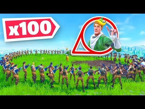 100 Player Lachlan Says In Fortnite!