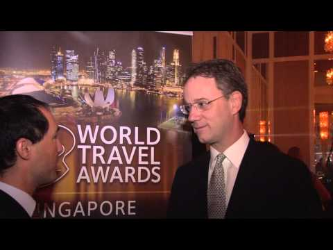 George Tanasijevich, president and chief executive, Marina Bay Sands