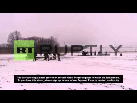 Ukraine: Army positions targeted with mortar shots just before ceasefire