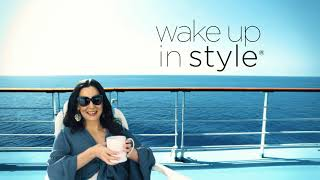 OCEAN VOYAGE WAKE UP IN STYLE