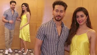 Watch Tiger Shroff Back 2 Back CUTE Moments With Shraddha Kapoor During Baaghi 3 Promotion