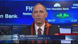 "Marcus Mariota TV Commercial ""Origin"" for First Hawaiian Bank"
