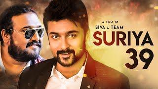 BREAKING : Suriya & Director Siva Join Hands for their Next | Surya 39 | Hot Tamil Cinema News