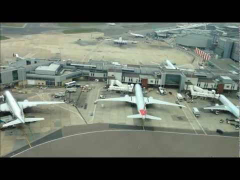 Heathrow Control Tower Visit