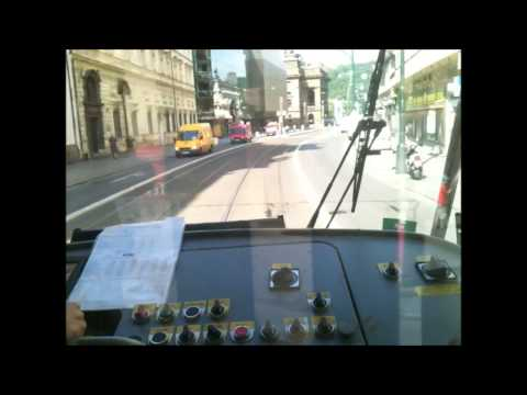 Tram ride Prague Tatra  T3