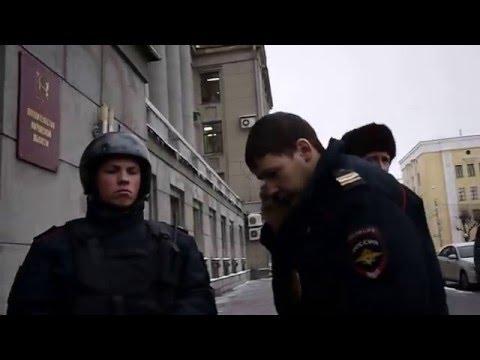 Полиция: задерживать ли Антона Долгих? ИККО. 10.12.2015