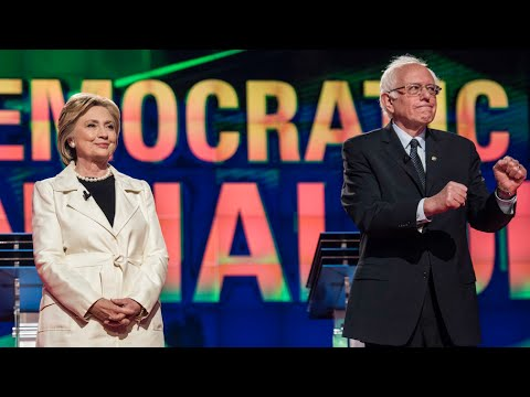 Bernie Sanders Endorses Hillary Clinton (Full Speech)