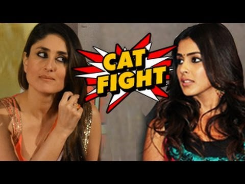 Kareena Kapoor's SHOCKING CATFIGHT with Genelia Dsouza