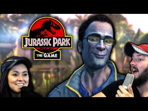 JERK - Jurassic Park The Game w/ Stefani Ep. 1